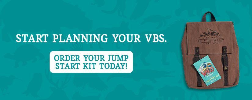 VBS Jump Start Kit
