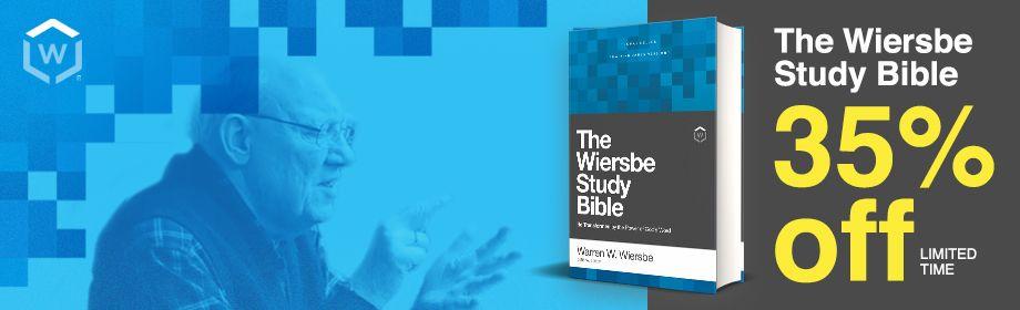 The Wiersbe Study Bible