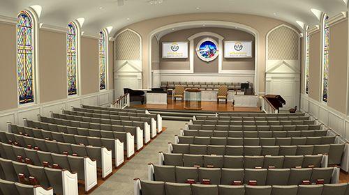 Wilkesboor Church Renovation
