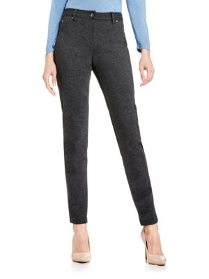 Ponte Hi Rise Skinny Jeans by Vince Camuto