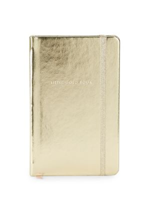 Take Note Medium Little Leather Notebook by Kate Spade New York