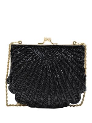 beaded-crossbody-shell-clutch by la-regale