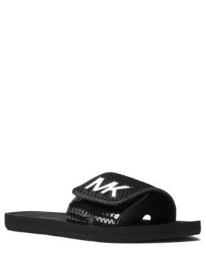 Nappa Leather Slide Sandals by Michael Michael Kors