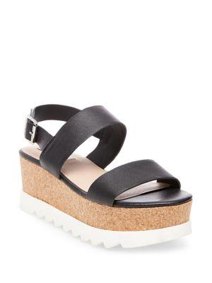 Krista Platform Sandals by Steve Madden