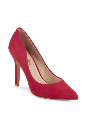 Maxx Suede Pumps by Charles By Charles David