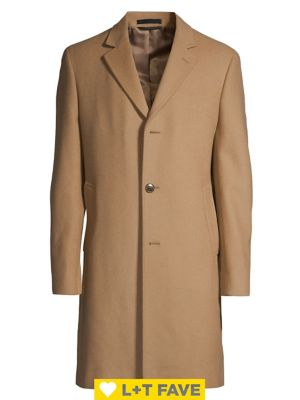 Classic Long Topcoat by Lauren Ralph Lauren