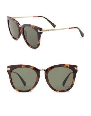 51 Mm Butterfly Sunglasses by Toms