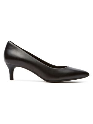 Kalila Leather Pumps by Rockport