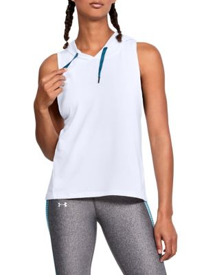Sporty Hooded Vest by Under Armour