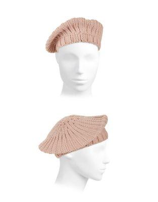 knit-chunky-beret by lauren-ralph-lauren