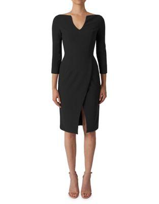 oklahoma-sheath-dress by black-halo