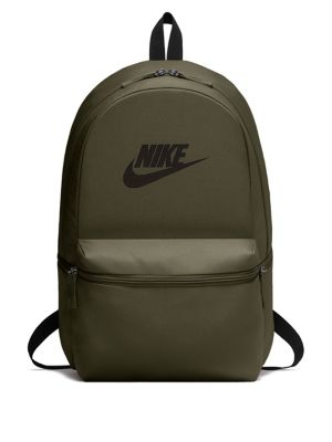 Heritage Logo Backpack by Nike