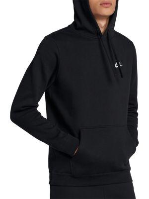 Logo Long Sleeve Hoodie by Nike