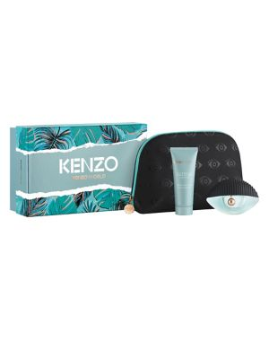 World Eau De Parfum Three Piece Gift Set by Kenzo