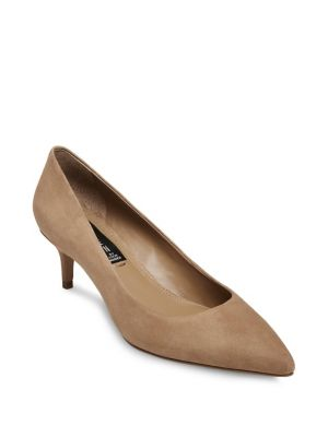 Kava Suede Pumps by Steven By Steve Madden