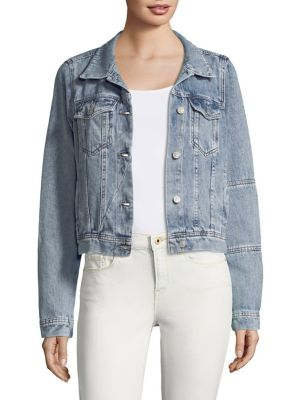 Rumor Denim Jacket by Free People