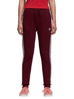 Regular Fleece Track Pants by Adidas