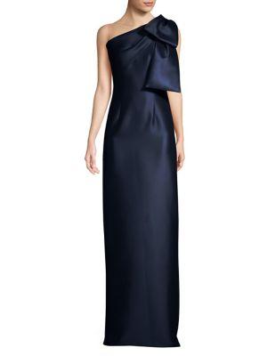 bonnie-one-shoulder-gown by sachin-&-babi