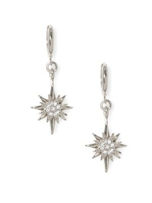 Celestial Skies Crystal Starburst Drop Earrings by Vince Camuto