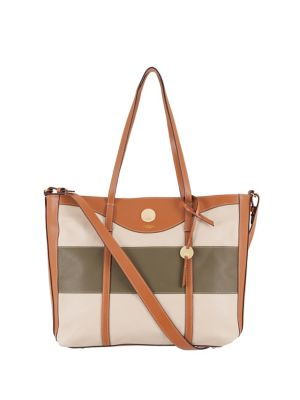 Laguna Rugby Nelly Rfid Medium Leather Tote by Lodis