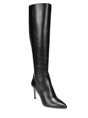 Olen Leather Knee Boots by Sam Edelman