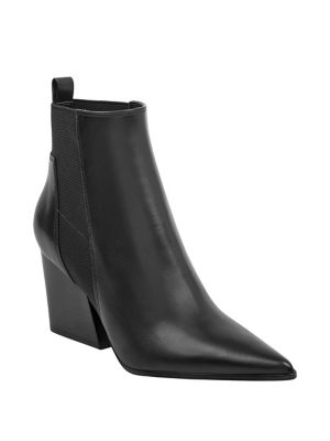 Finch Leather Booties by Kendall + Kylie