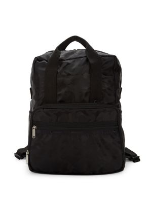 Madison Camo Diaper Bag Backpack by Lesportsac