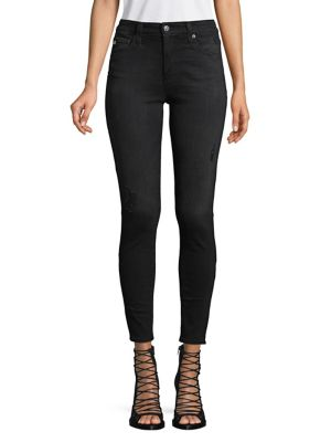 Farrah Skinny Ankle Jeans by Ag