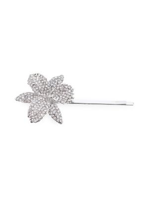 Chana Crystal Orchid Bobby Pin by Nina