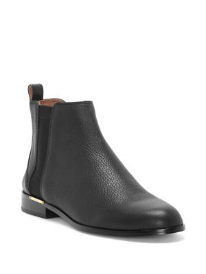 Teshy Leather Chelsea Boots by Louise Et Cie