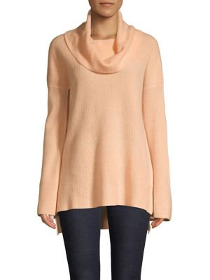 Sterling Cashmere Cowlneck Sweater by Lord & Taylor