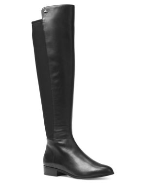 Bromley Leather Boots by Michael Michael Kors