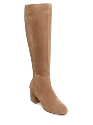 Hero Tall Suede Boots by Steve Madden