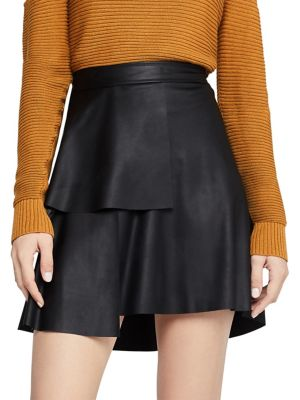 Asymmetrical Mini Skirt by Bcbgeneration