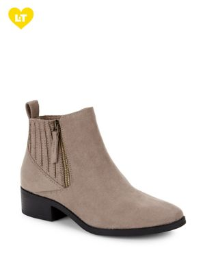 Willa Zipped Chelsea Boots by Lexi And Abbie