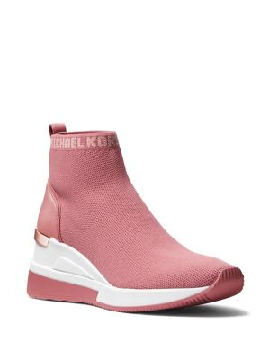 Resort Skyler Sneaker Booties by Michael Michael Kors