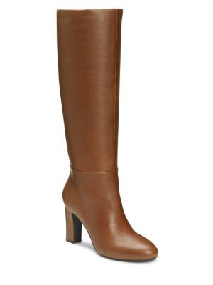 hashtag-tall-leather-boots by aerosoles