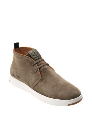 Grand Pro Suede Chukka Boots by Cole Haan