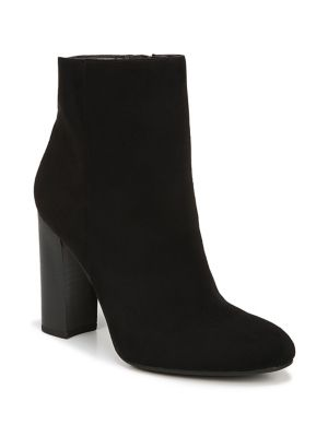 Connelly Micro Suede Ankle Boots by Circus By Sam Edelman