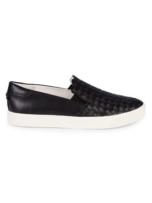 Basket Weave Slip On Sneakers by Sam Edelman