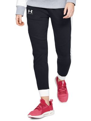 Drawstring Cotton Blend Jogger Pants by Under Armour
