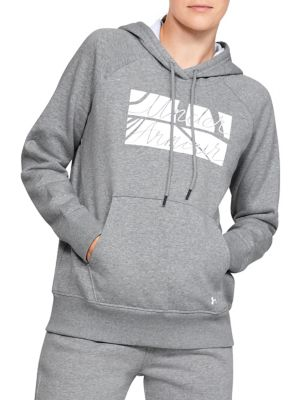 Rival Graphic Hoodie by Under Armour