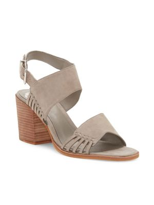 Karmelo Block Heel Sandals by Vince Camuto
