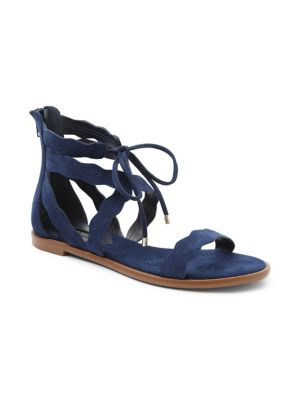 Madoline Laced Sandals by Kensie