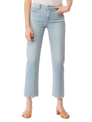 Straight Leg Faded Jeans by Habitual