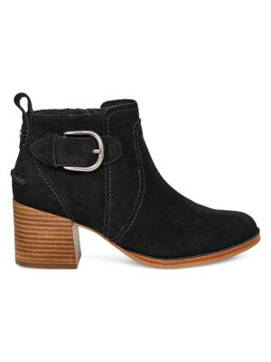 leahy-sheepskin-&-suede-ankle-boots by ugg
