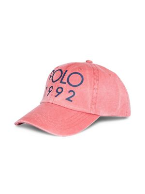 Cotton Twill 1992 Sports Cap by Polo Ralph Lauren