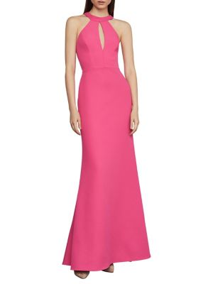 Racerback Fit & Flare Gown by Bcbgmaxazria