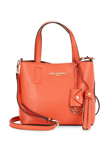 Bridget Leather Satchel