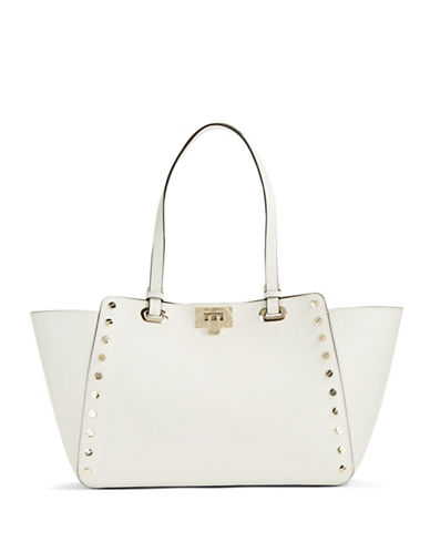 Manon Studded Leather Tote